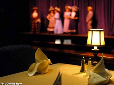 Candlelight Dinner Playhouse