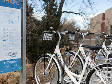 Fort Collins Bike Share