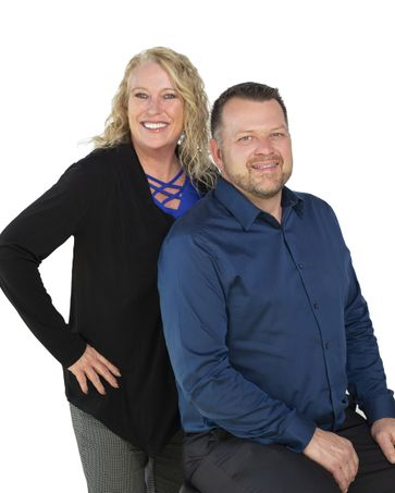 Scott and Denise Franks - The Group Real Estate