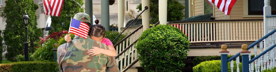 Military On The Move Header Image