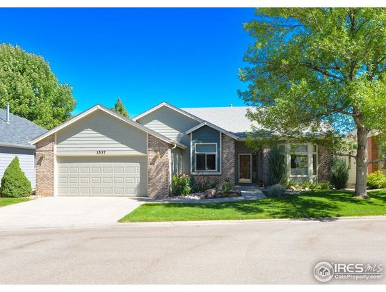 1537 Front Nine Drive Fort Collins, CO 80525 - Photo 1