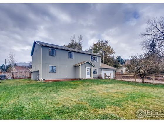 5905 Birch Drive Bellvue, CO 80512