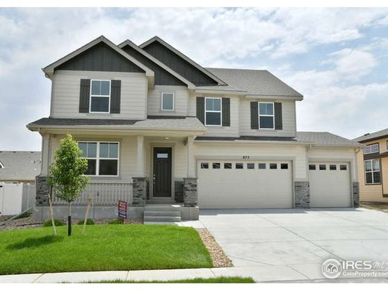 875 Sunlight Peak Drive Severance, CO 80550