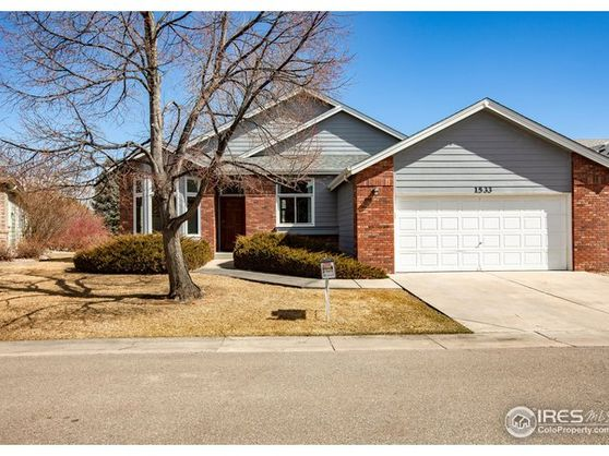 1533 Front Nine Drive Fort Collins, CO 80525