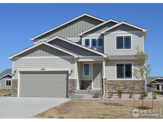 6864 Meadow Rain Way Wellington, CO 80549
