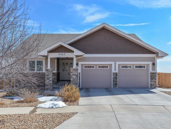3563 Bear River Court Fort Collins, CO 80524 - Photo 1