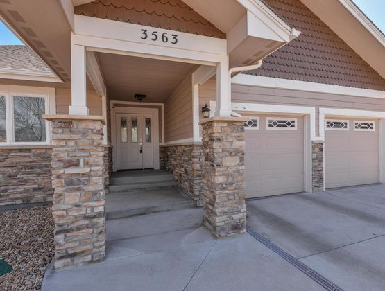 3563 Bear River Court Fort Collins, CO 80524 - Photo 2