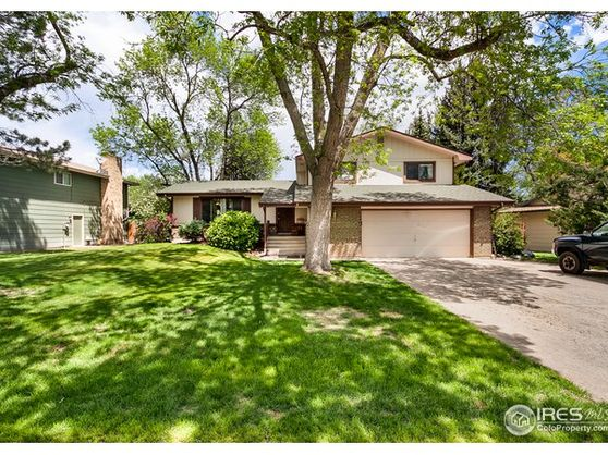 736 Rocky Mountain Way Fort Collins, CO 80526