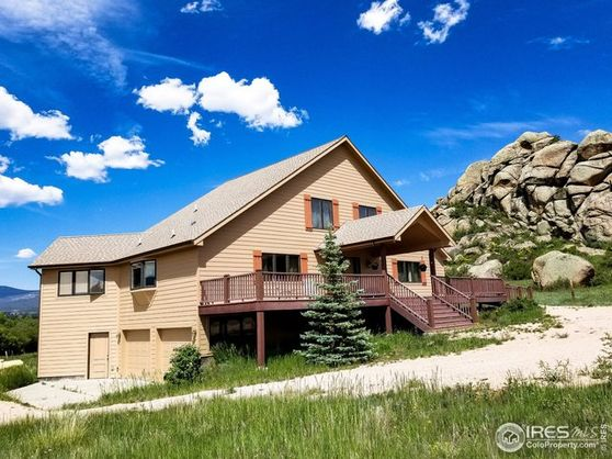 22341 W County Road 74e Red Feather Lakes, CO 80545