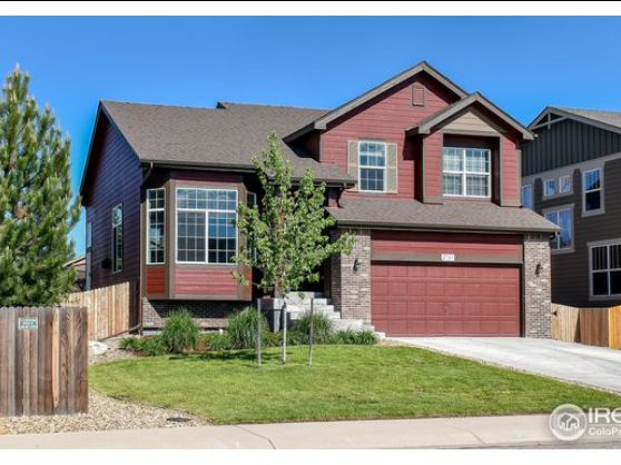 2709 S Muscovey Lane Johnstown, CO 80534
