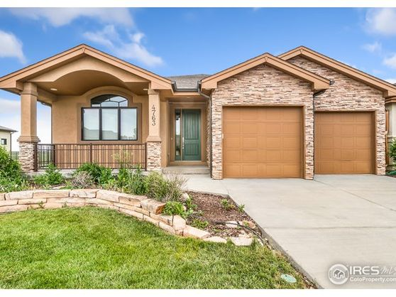 4763 Prairie Vista Drive Fort Collins, CO 80526
