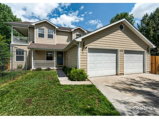 2418 Evergreen Drive Fort Collins, CO 80521