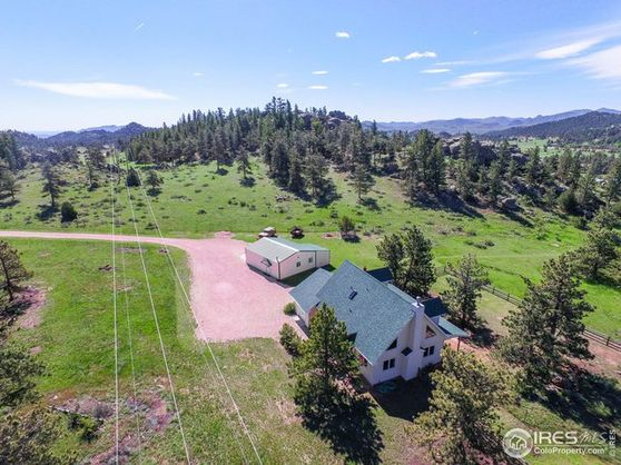 1205 Green Mountain Drive Livermore, CO 80536