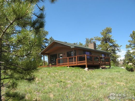 22 Tewa Court Red Feather Lakes, CO 80545