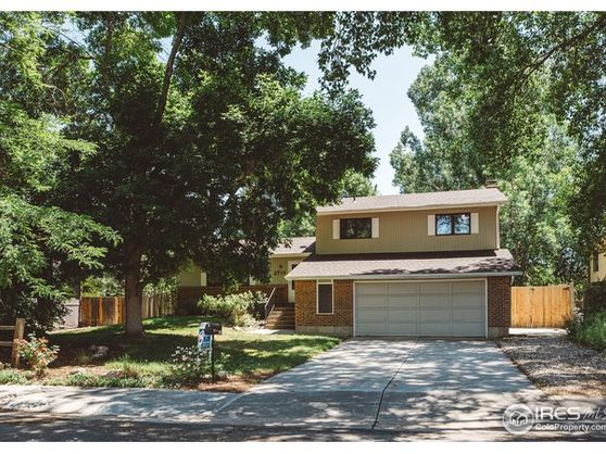 2718 Chaparral Drive Fort Collins, CO 80526