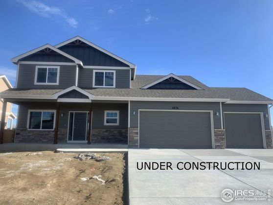 6836 Sage Meadows Drive Wellington, CO 80549