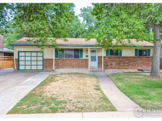 1504 Brentwood Drive Fort Collins, CO 80521