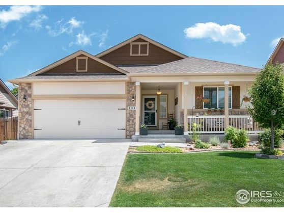 481 Territory Lane Johnstown, CO 80534