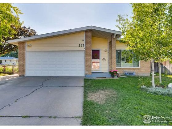 537 36th Ave Ct Greeley, CO 80634
