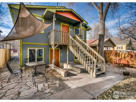 318 N Grant Avenue A & B Fort Collins, CO 80521