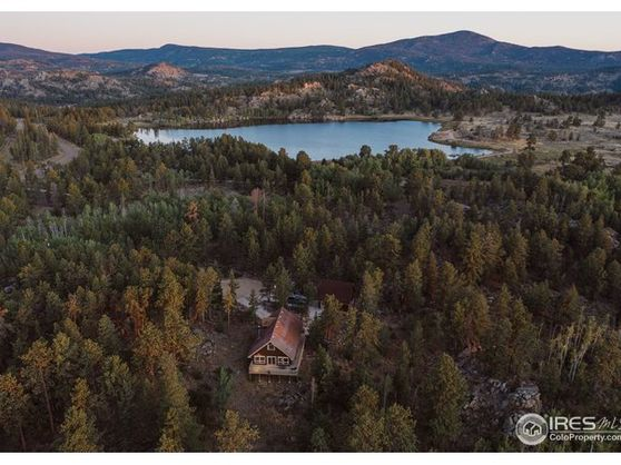 89 Erie Court Red Feather Lakes, CO 80545