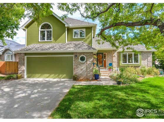 2614 Pasquinel Drive Fort Collins, CO 80526