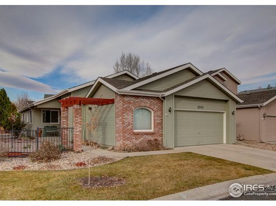 3505 Fieldstone Drive Fort Collins, CO 80525