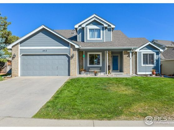 1912 Overlook Drive Fort Collins, CO 80526