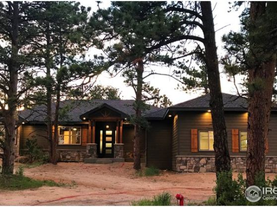 1999 Fox Acres Drive Red Feather Lakes, CO 80545