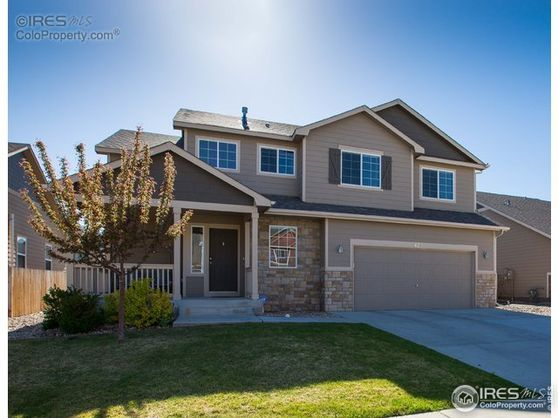 423 Territory Lane Johnstown, CO 80534