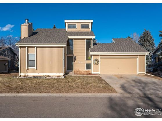 918 Driftwood Drive Fort Collins, CO 80525