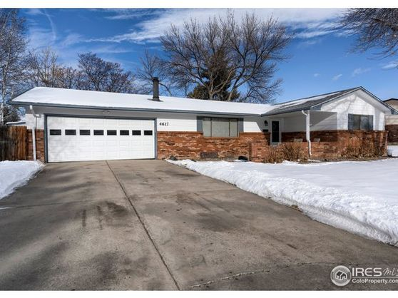 4617 N Franklin Avenue Loveland, CO 80538