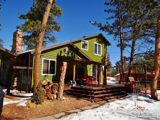 86 Fir Drive Red Feather Lakes, CO 80545