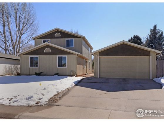 3366 Liverpool Street Fort Collins, CO 80526