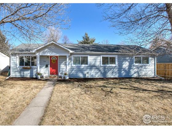 218 Columbine Court Fort Collins, CO 80521