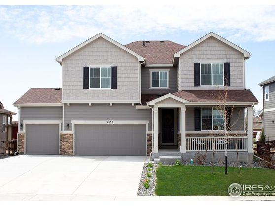 2557 Spruce Creek Drive Fort Collins, CO 80528
