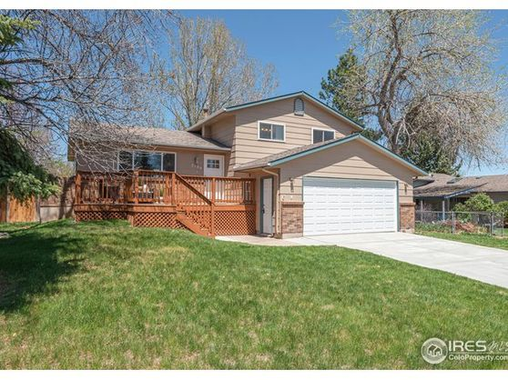 2106 Romney Avenue Fort Collins, CO 80526