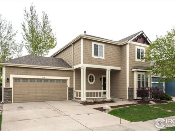 2814 Brush Creek Drive Fort Collins, CO 80528