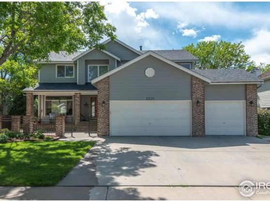 5325 Fairway 6 Drive Fort Collins, CO 80525
