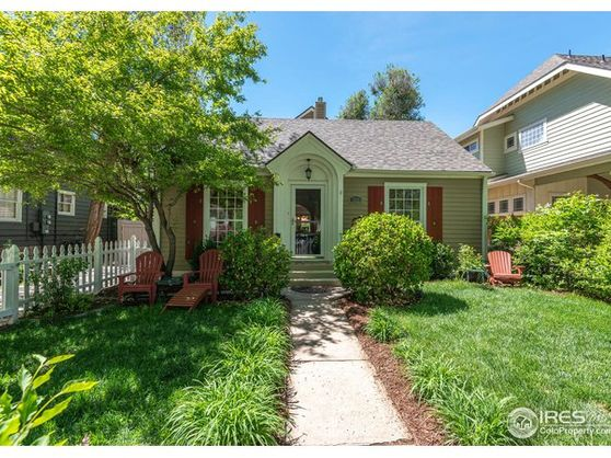 511 W Mountain Avenue Fort Collins, CO 80521