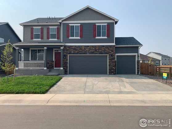 1632 Clarendon Drive Windsor, CO 80550