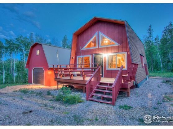 88 Kansa Court Red Feather Lakes, CO 80545