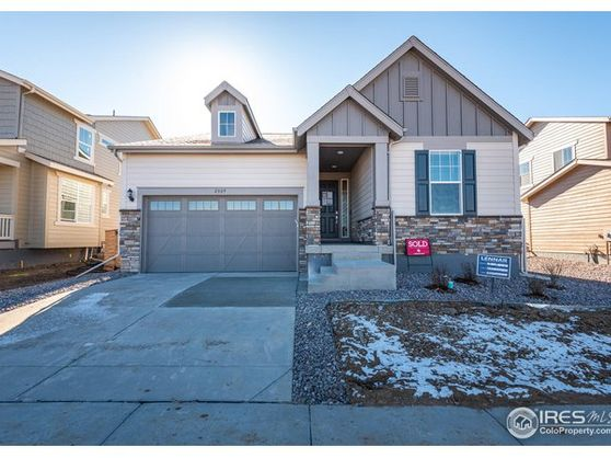 2809 Barnstormer Street Fort Collins, CO 80524