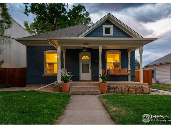 230 N Grant Avenue Fort Collins, CO 80521