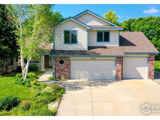 4333 Westbrooke Drive Fort Collins, CO 80526