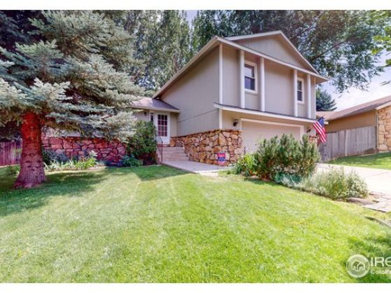 2918 Fauborough Court Fort Collins, CO 80525