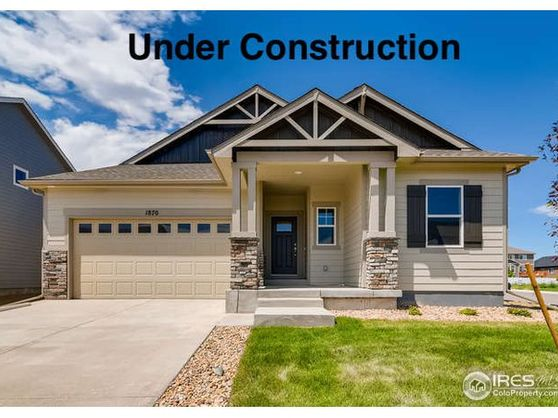 1178 Bowen Pass Street Severance, CO 80550