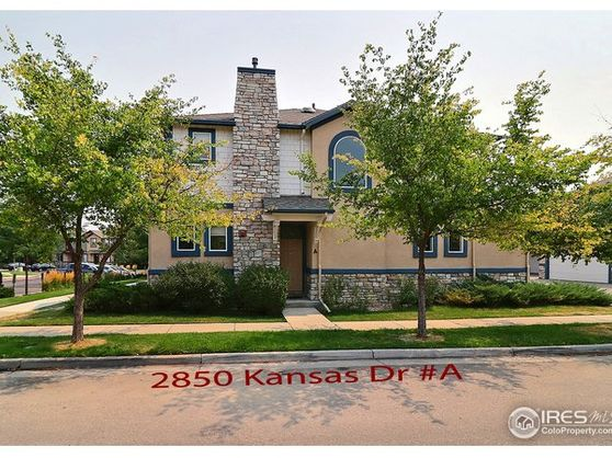 2850 Kansas Drive A Fort Collins, CO 80525