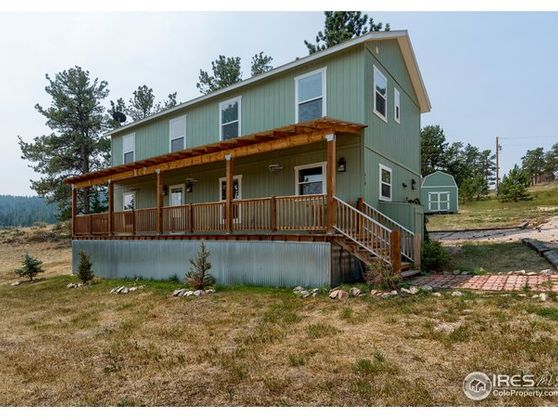 315 Cucharas Mountain Drive Livermore, CO 80536