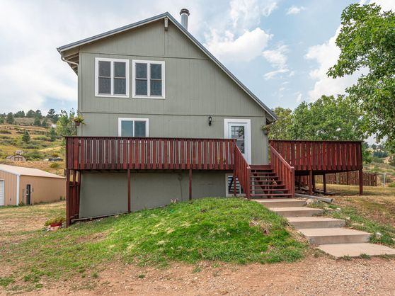 6004 Blue Spruce Drive Bellvue, CO 80512